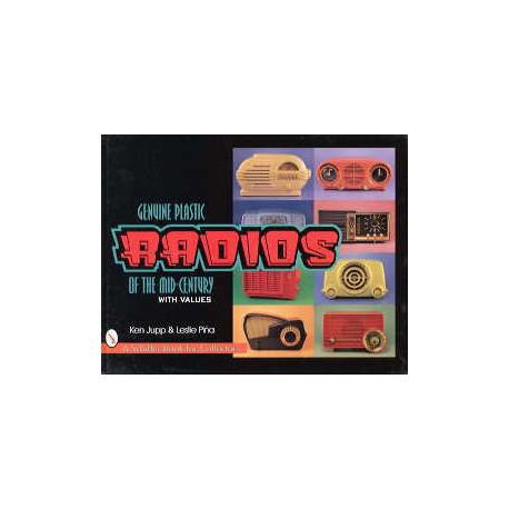 Genuine plastic radio
