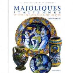 Majoliques italiennes du musée des arts décoratifs de Lyon