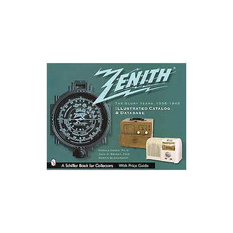 Zenith radio the glory years 1936-46 catalogue