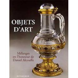 Objets d'arts mélanges en l'honneur de Daniel Alcouffe