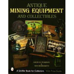 Antique mining tools & equipment ( lampes de mines )
