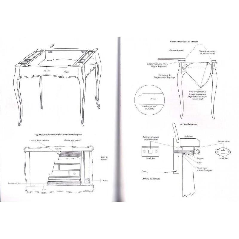 anatomie du meuble maubert ren vial 978 2 85101 037 7