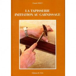 La tapisserie initiation et garnissage
