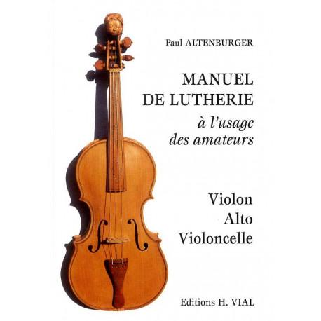 Manuel de lutherie