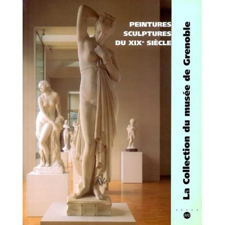 Peintures sculptures au XIX° siècle  musée de Grenoble
