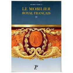 Le mobilier royal français T 3 meubles conservés en Angleterre et au