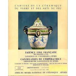 Cahiers de la céramique du verre et des arts du feu n° 44