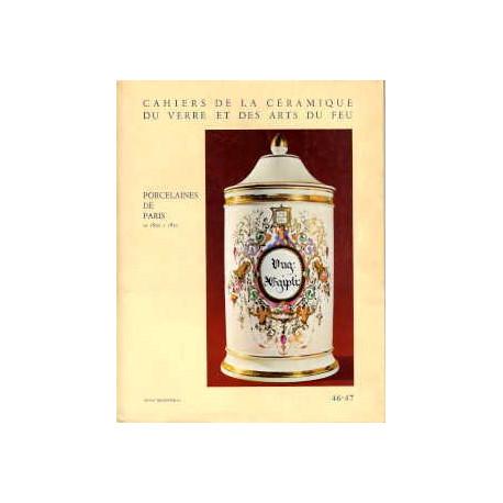 Cahiers de la céramique du verre et des arts du feu n° 46-47