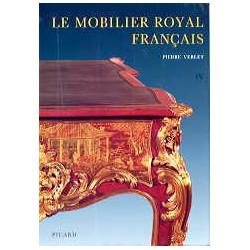 Le mobilier royal français T 4 meubles conservés en Europe et aux US