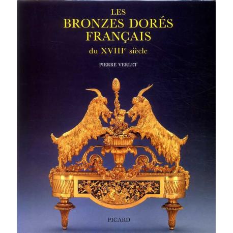 Les bronzes dorés français du 18° siècle