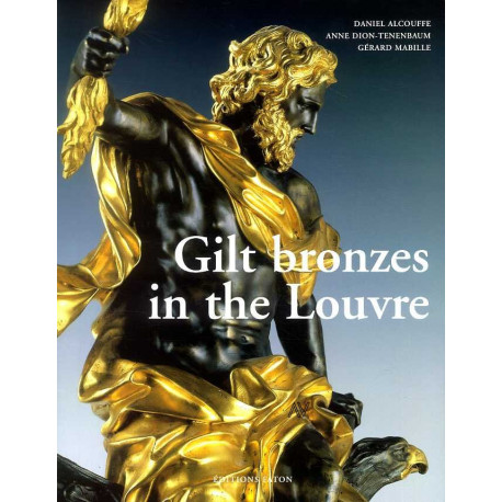 Gilt bronzes in the Louvre