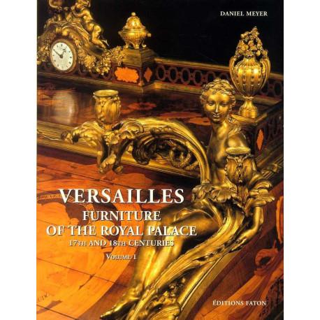 Le Mobilier De Versailles - Coffret