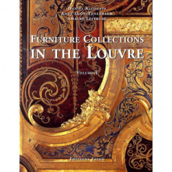 Furniture collections in the Louvre 2 vol.