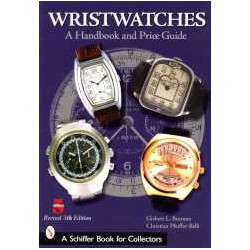 Wristwatches a handbook and Price Guide ( 6° édi ) ( guide-argus, montres bracelets )