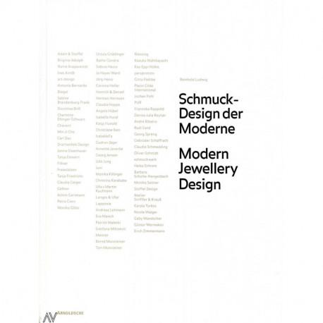 Schmuck design der moderne Modern Jewellery design