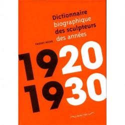 Dictionnaire biographique des sculpteurs des années 1920-1930