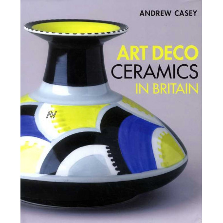 Art déco ceramics in Britain