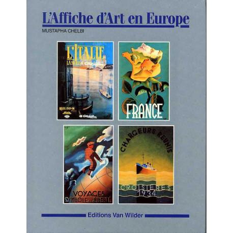 L'affiche d'art en Europe