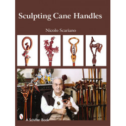 Sculpting cane handles ( canne )
