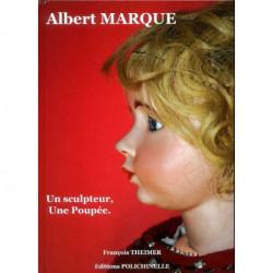 Albert Marque un sculpteur, une poupée