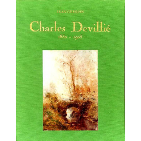 Charles Devillié 1850-1905 peintre impressionniste