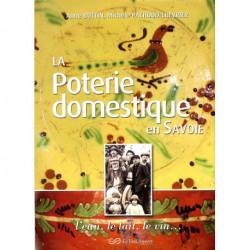 La poterie domestique en Savoie l'eau le lait le vin