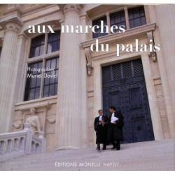 Aux marches du Palais