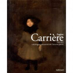 Eugéne Carrière catalogue raisonné de l'oeuvre peint