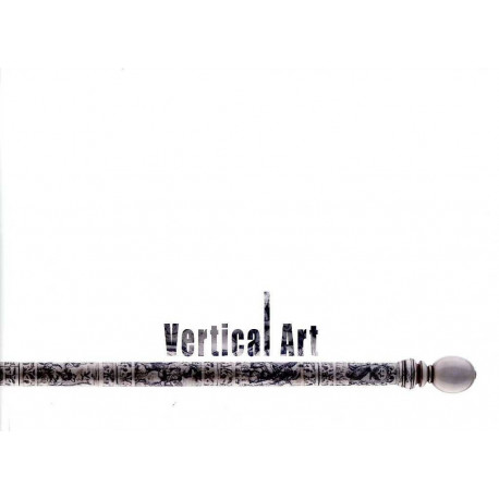 Vertical Art The Enduring Beauty Of Antique Canes And Walking Sticks /anglais