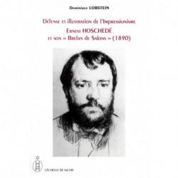 Défense et illustration de l'impressionnisme Ernest Hoschede