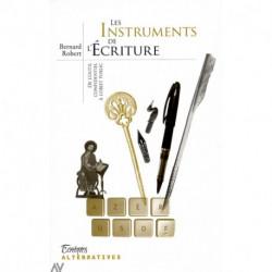 Les instruments d'écriture