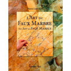 L'art du faux marbre - The art of faux marble