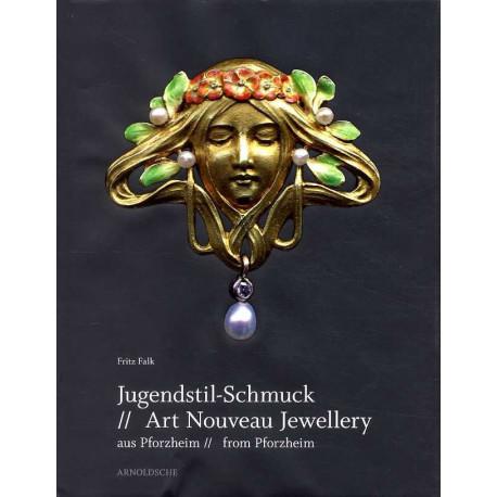 Jugendstil-Schmuck/Art Nouveau Jewellery aus/from Pforzheim. (Bijou Art Nouveau).