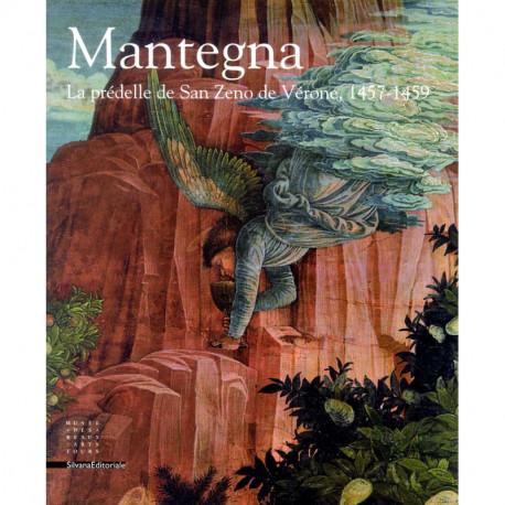 Mantegna la prédelle de San Zeno de Vérone 1457-1459