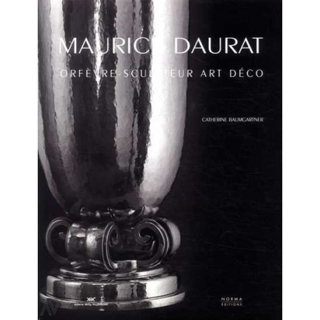 Maurice Daurat orfévre sculpteur art déco