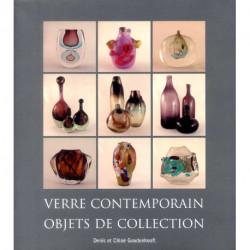 Verre contemporain - Objets de collection