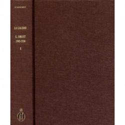 Les expositions de la Galerie Eugène Druet - Répertoire des artistes exposants et liste de leurs oeuvres (1903-1938)