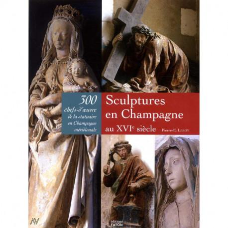 Sculptures En Champagne Au Xvie Siecle
