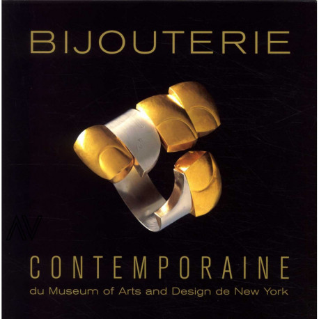 Bijouterie contemporaine du muséum of arts and design de New-York