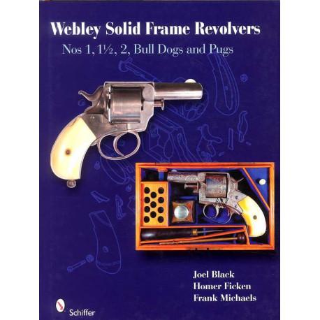 Webley solid frame revolvers