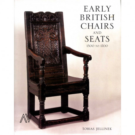 Early British chairs and seats 1500 to 1700