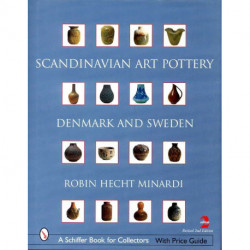 Scandinavian art pottery denmark and Sweden 2°éd ( Poterie Scandinave )