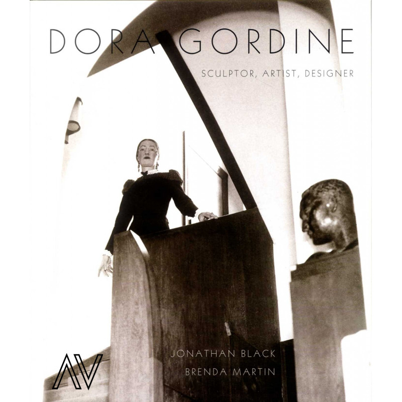 Dora Gordine sculptor, artist, designer - Black Jonathan