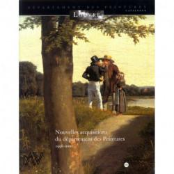 Nouvelles acquisitions département des peintures 1996-2001