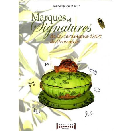 Marques et signatures de la céramique d'art de Provence