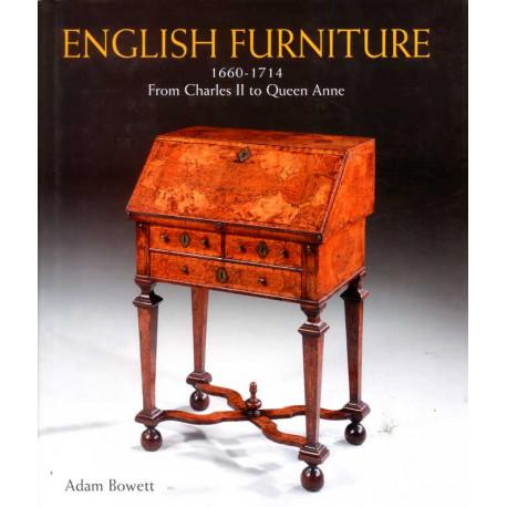 English Furniture From Charles Ii /anglais