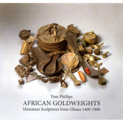 African Goldweights miniature sculptures from Ghana 1400-1900