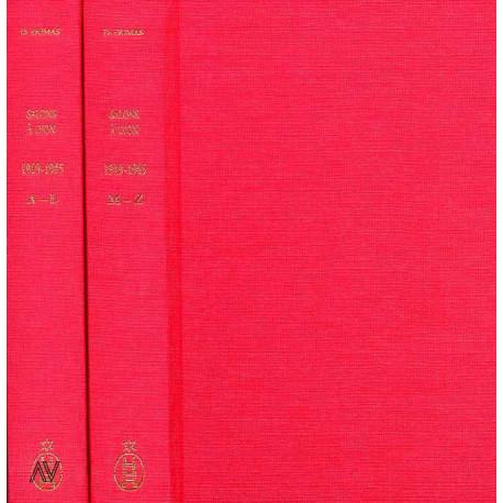 Salons à Lyon 1919-1945 catalogue des exposants et liste de leurs oeuvres  (2 vol.)