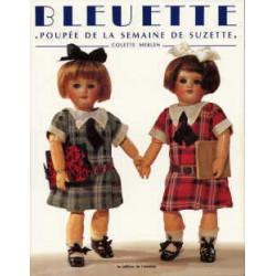 Poupée Bleuette poupée de la semaine de Suzette