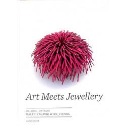 Art meets jewellery 20 years of Galerie Slavik Vienna